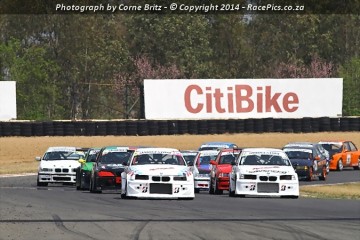 BMW CCG Club Racing Series - 2014-09-20
