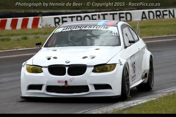 Bridgestone BMW CCG Club Racing Series - Qualifying - 2015-02-28