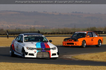 BMW Cars in Track Sessions - 2017-08-05