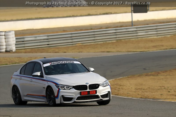 BMW Cars in Track Sessions - 2017-09-16