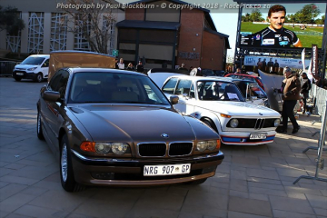 BMW Car Club Gauteng Concours d'Elegance – 2018