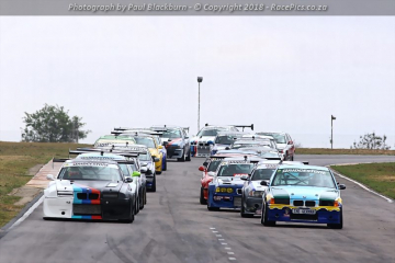 Bridgestone BMW Club Racing Series - Race 1 - 2018-10-13