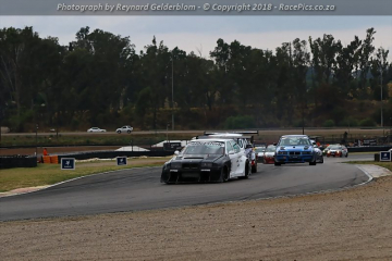 Bridgestone BMW Club Racing Series - Race 2 - 2018-10-13