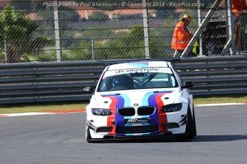 Bridgestone BMW Club Racing Series Practice & Qualifying - 2018-12-01