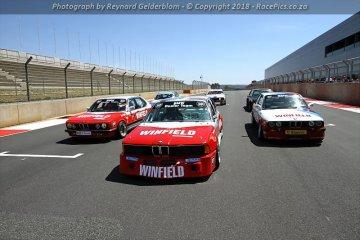 BMW Motorsport Heritage Parade - 2018-12-01