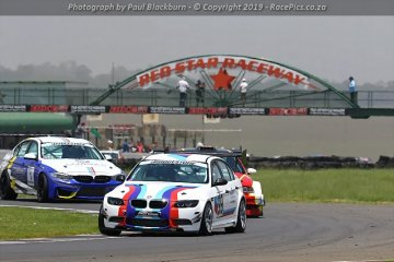 Bridgestone BMW Club Racing Series - Race 01 - 2019-02-09