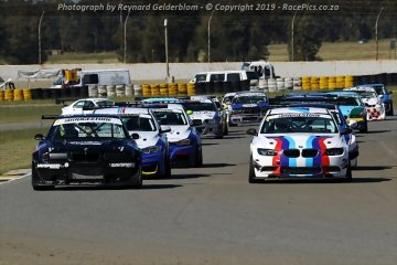Bridgestone BMW Club Racing Series - Race 02  - 2019-04-27