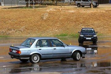 Skidpan Autocross Session 02 - 2019-09-21