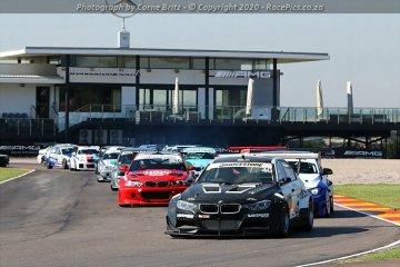 Bridgestone BMW Club Racing Series - Race 01 - 2020-02-01
