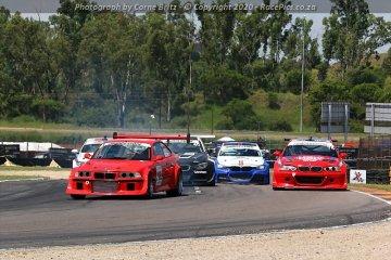 Bridgestone BMW Club Racing Series - Race 02 - 2020-02-01