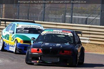 Bridgestone BMW Club Racing Series - Race 02 - 2020-07-25