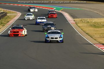 Bridgestone BMW Club Racing Series - Race 02 - 2020-09-05
