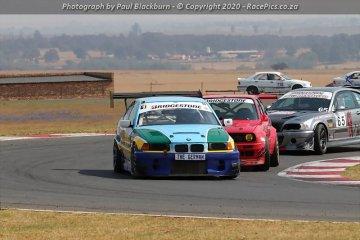 Bridgestone BMW Club Racing Series - Race 01 - 2020-09-19