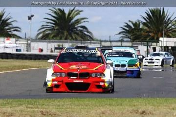 Bridgestone BMW Club Racing Series - Race 01 - 2021-03-27