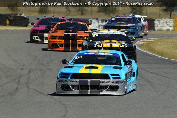 The V8 Masters Series - 2014-04-26