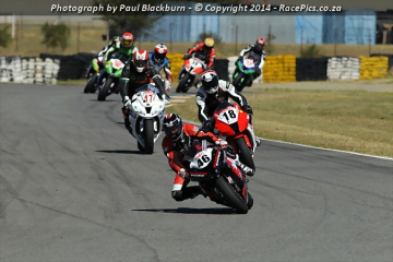 Red Square Kawasaki ZX10R Masters Cup - 2014-04-26
