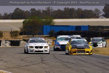 Bridgestone BMW Club Racing Series - 2015-08-22