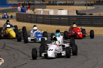 Formula 1600 Duratec - 2015-08-22