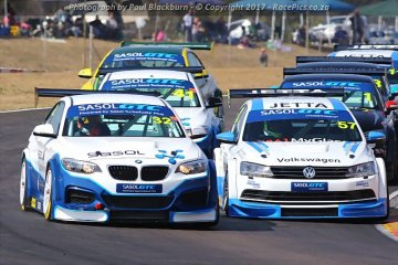 Sasol Global Touring Cars - 2017-06-16
