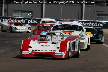 ISP Trans-Am Sports and GT Classic ThoroughBred - 2014-04-12
