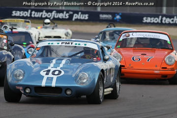 Trans Africa Racing Pre-1966/68 Le Mans Sports and GT - 2014-04-12