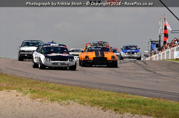 Marlboro Crane Hire Historic Saloon Cars ABCDE - 2014-04-12