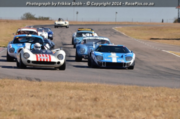 Trans Africa Racing Pre-1966/68 Le Mans Sports and GT - 2014-06-07