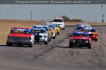SKF Pre-1966 Legends of the 9 Hour Production Cars - 2014-06-07
