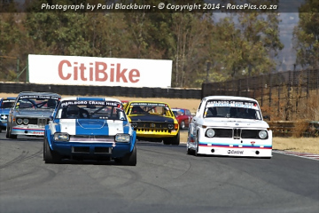 Historic Saloon Cars ABCDEFGH - 2014-07-12