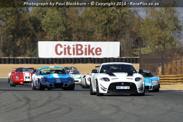 Trans Africa Racing Le Mans Sports and GT - 2014-07-12
