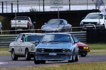 Historic Handicap Racing - 2016-04-09