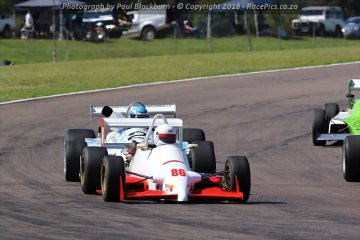 Wings & Slicks and Historic Single Seaters - 2018-04-07