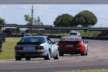 Charlies SuperSpar Historic Pursuit Racing - 2018-04-07