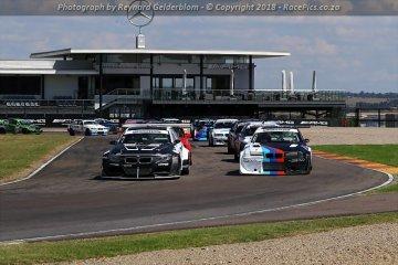 Race 1 - Bridgestone BMW Club Racing Series - 2018-04-07