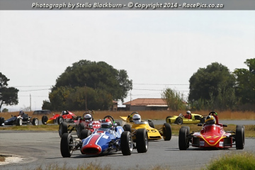 Historic Single Seaters - 2014-05-10