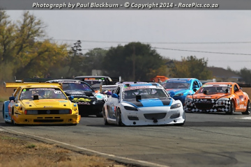 Big Boss Auto Super Saloons - 2014-05-10