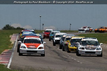 Big Boss Auto MPC SRA and Midvaal Historics - 2014-11-29