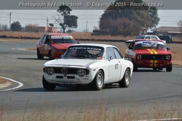 SA Mechanical Seals Alfa Trofeo and Midvaal Historics - 2015-06-20