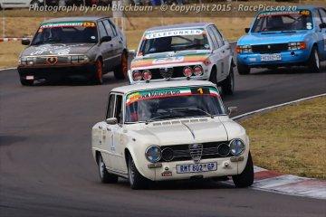 SA Mechanical Seals Alfa Trofeo and Midvaal Historics - 2015-07-25