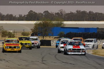 SA Mechanical Seals Alfa Trofeo and Midvaal Historics - 2015-08-15