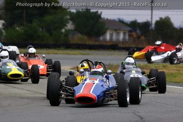 Historic Single Seaters - 2015-11-14