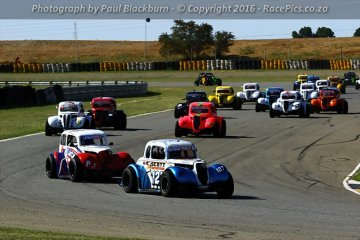 INEX Legends Championship - 2016-04-02