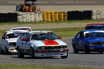 Trofeo Challenge and Midvaal Historics - 2016-04-02
