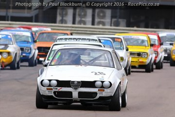 Trofeo Challenge and Midvaal Historics - 2016-09-17