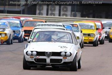 Trofeo Challenge and Midvaal Historics - 2016-09-17