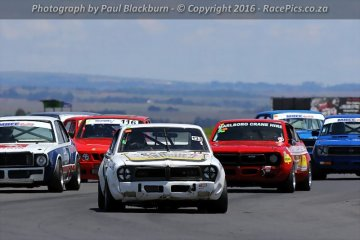 Trofeo Challenge and Midvaal Historics - 2016-11-12