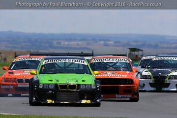 Bridgestone BMW Club Racing Series - 2016-11-12