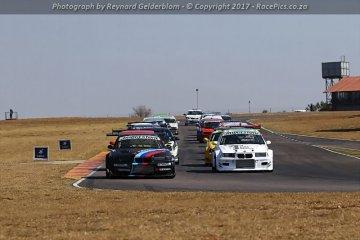 Bridgestone BMW Club Racing Series - 2017-07-29