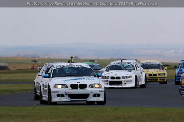 Bridgestone BMW Club Racing Series - 2017-11-11