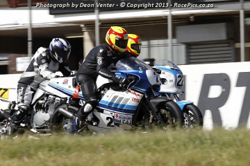 Castrol Edge Isle of Man SA Tourist Trophy - 2014-02-01